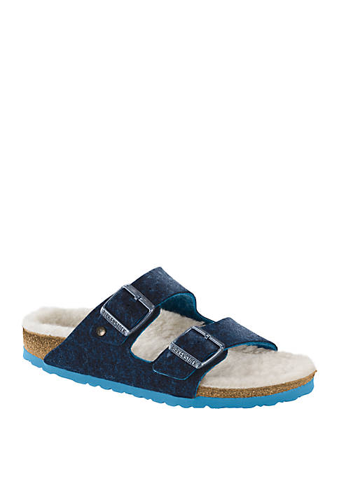 Birkenstock Arizona Happy Lamb Sandal