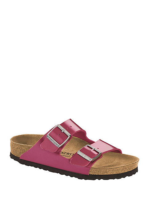Metallic Ocean Sandals