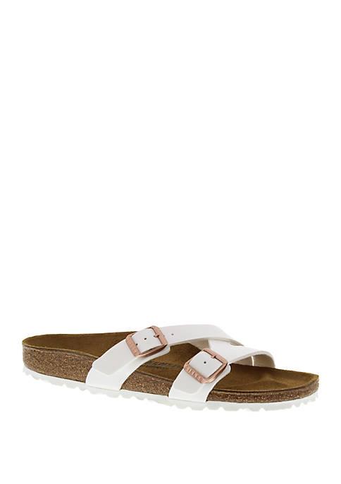Birkenstock Yao White Sandals