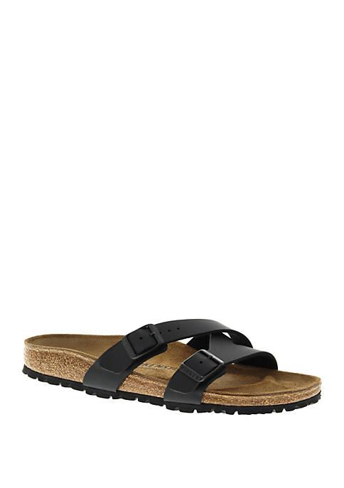 Birkenstock Yao Black Sandals