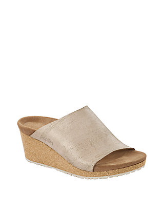 classic fit large discount where to buy Birkenstock Namica Wedge Sandals | belk