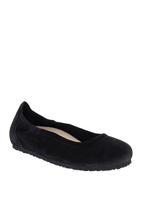 Birkenstock Celina II Black Flats