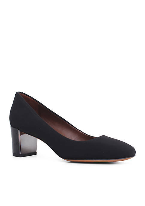 Donald J Pliner Corin Block Heel Pumps