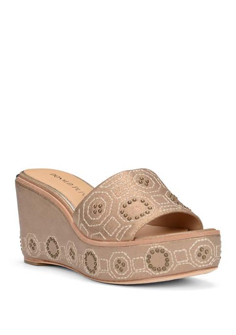 Indie Wedge Sandals