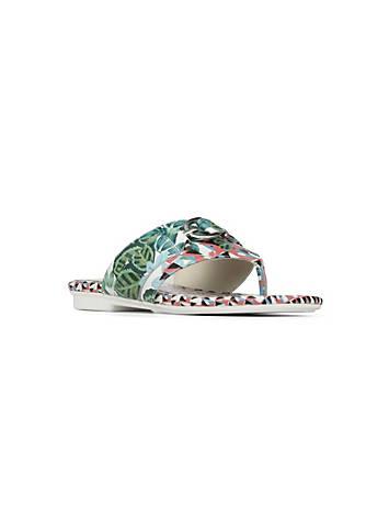 Donald J Pliner Kent Flat Thong Sandal VI2br
