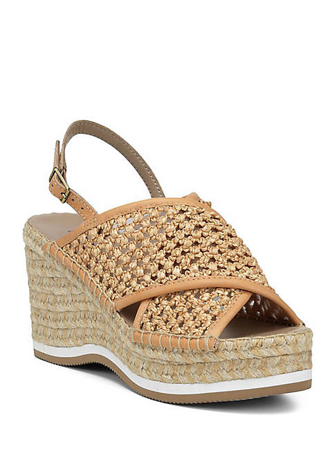 Donald J Pliner Lotti Wedge Sandals