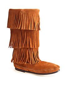 3 Layer Fringe Boot
