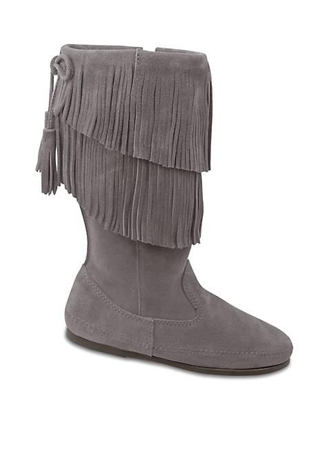 2-Layer Fringe Boot