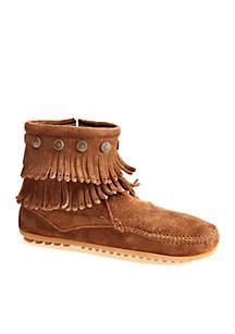Double Fringe Boot