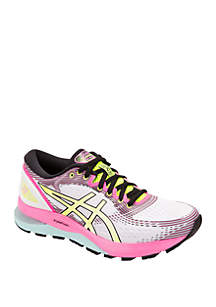 ASICS® Gel Nimbus 21 Optimism Sneaker