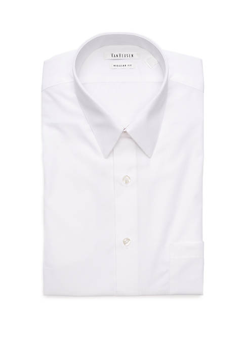 Long Sleeve Regular Fit Button Down Shirt