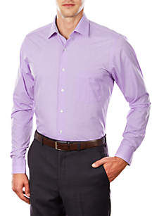Van Heusen Men's Regular Fit Dress Shirt