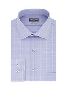 4e1eb5f33a12 ... Van Heusen Regular Fit Flex Plaid Dress Shirt