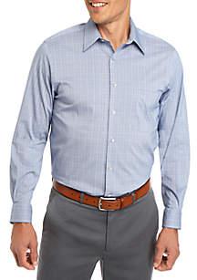 Van Heusen Regular Fit Flex Dress Shirt