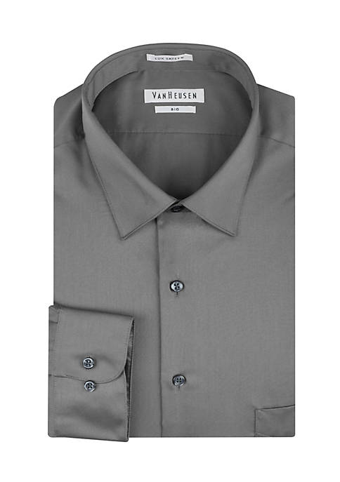 Van Heusen Big & Tall Wrinkle Free Solid