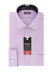 Big & Tall Wrinkle Free Flex Collar Dress Shirt