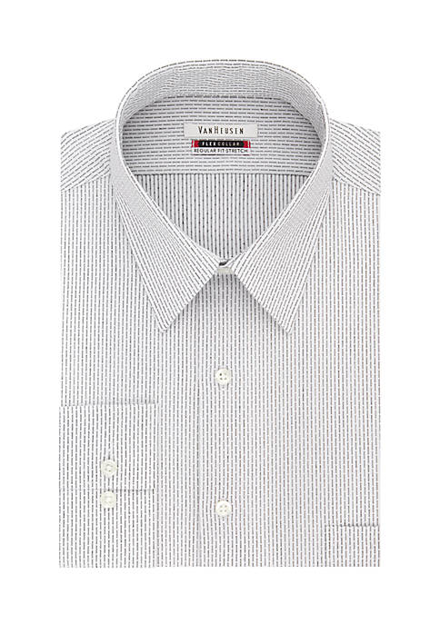 Van Heusen Big & Tall Flex Collar Dress