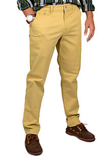 Vintage 1946 Sunny Stretch Compact Twill Pant