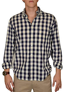 Oxford Wash Gingham Shirt