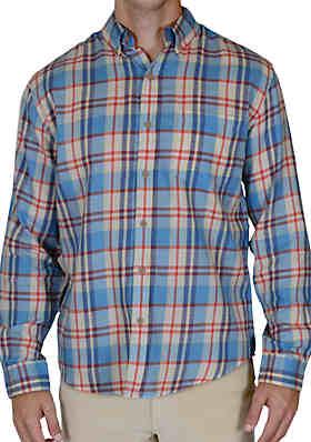 64d745df8a Vintage 1946 Light Weight Flannel Shirt ...