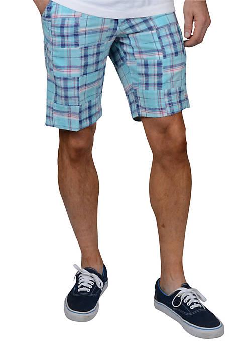 Vintage 1946 Patch Shorts