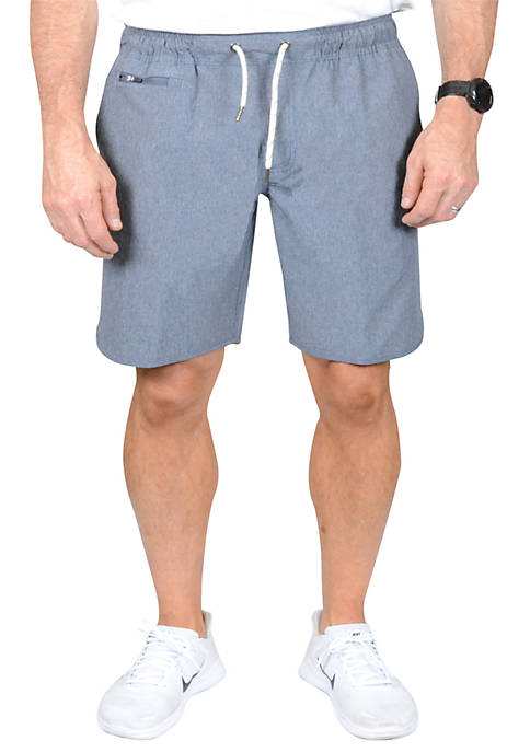 Vintage 1946 Hybrid Elastic Waist Shorts