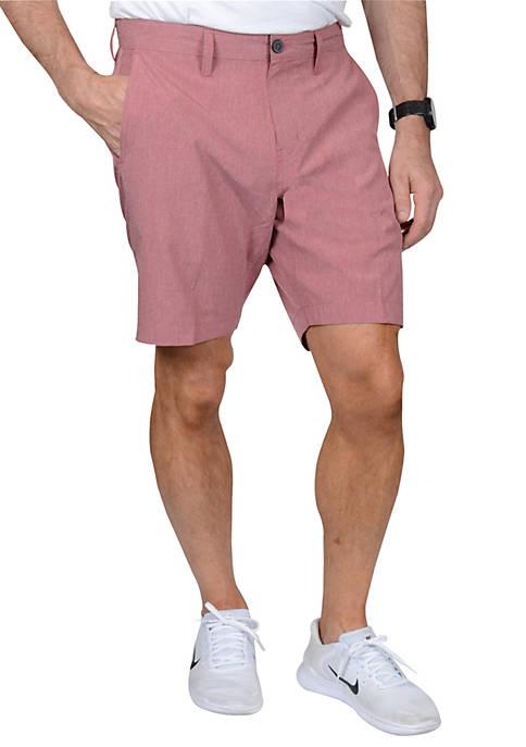 Vintage 1946 Hybrid Flat Front Shorts