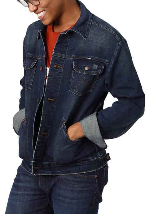 Heritage Dark Wash Jacket