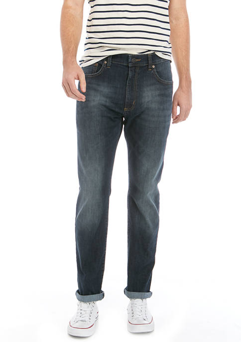 Mens Fashion Slim Fit Jeans