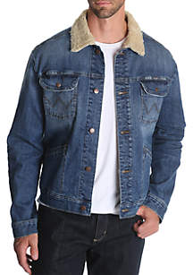 Classic Sherpa Lined Jacket