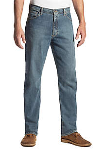 Wrangler® Regular Fit Jeans