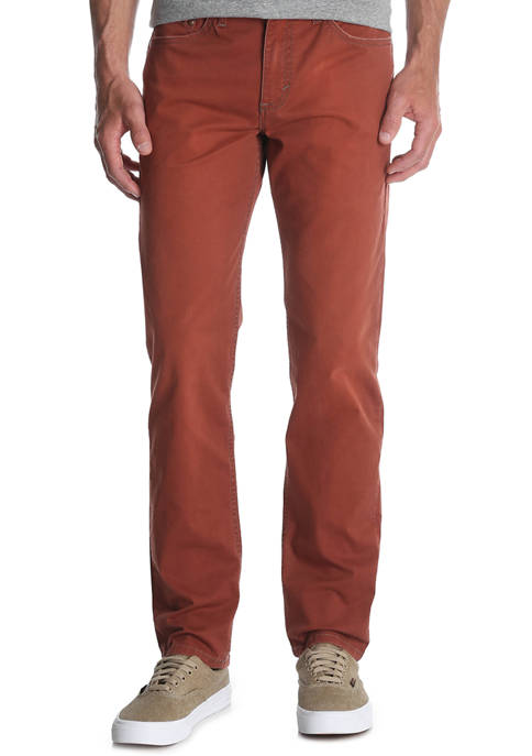 Mens Foundation Regular Taper Jeans