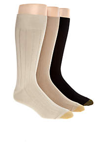 3-Pack Hampton Luxurious Socks