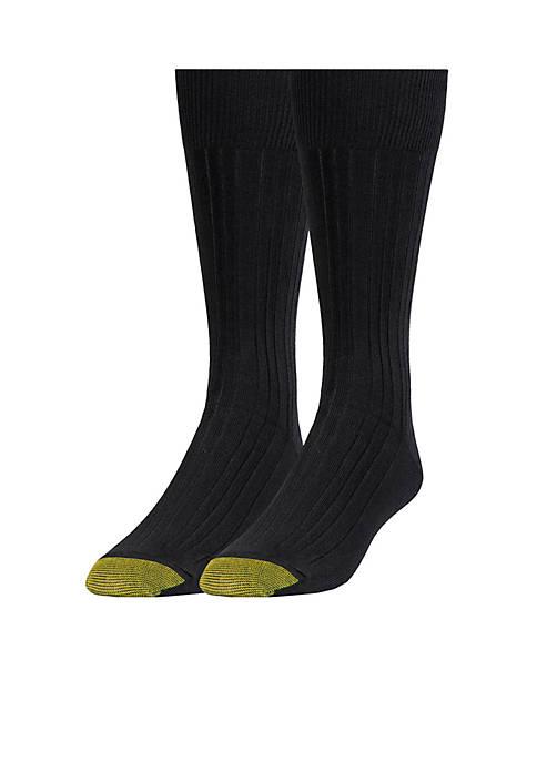 Comfort Crew Socks - Set of 2