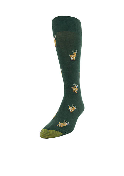 Gold Toe® Deer Socks