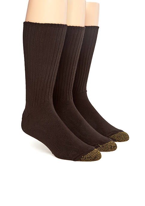 Gold Toe® Big & Tall Cotton Fluffies 3