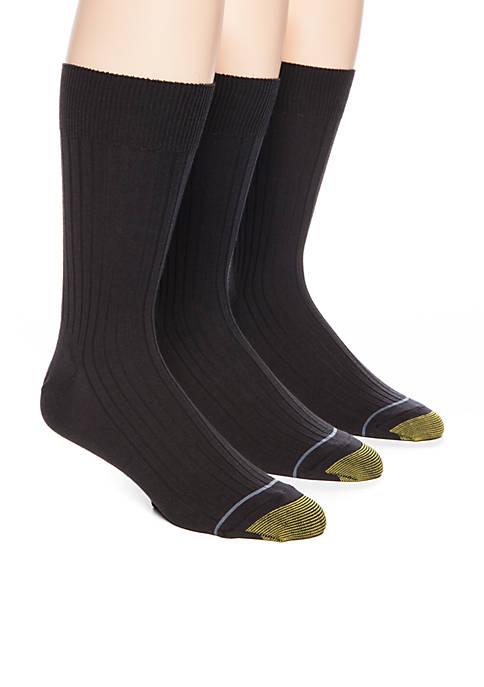 Set of 3 Canterbury Over the Calf Socks