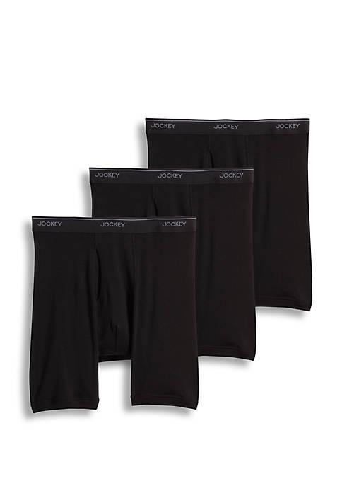 3 Pack Staycool+™ Midway Briefs