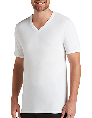 f575d5daf8d Essential Fit Staycool+ V Neck T-Shirts - 3 Pack