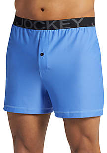 3-Pack Active Mesh Boxers