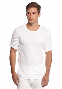 Active Blend™ Crew Neck Tees - 4 Pack