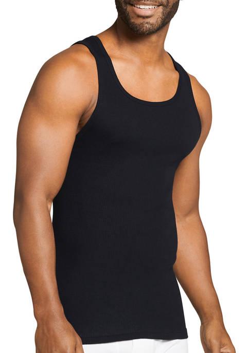 Jockey® Cotton A-Shirt Tank