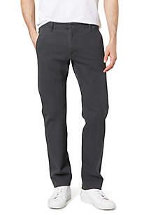 Alpha Khaki 360 Slim Pants
