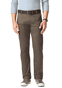 Big & Tall Alpha Khaki Dark Pebble Pants