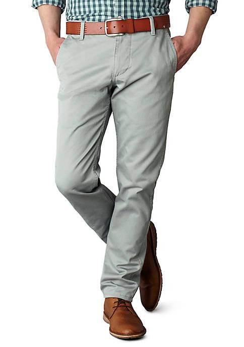 Big & Tall Alpha Khaki Burma Grey Pants