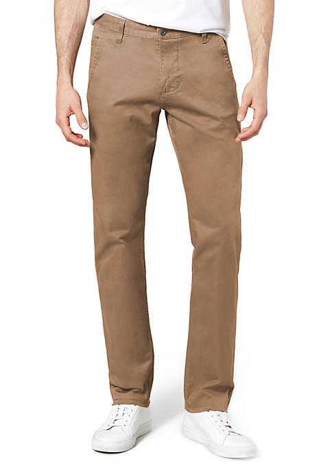 Alpha Original Slim Fit Alpha Khaki All Seasons Tech Pants