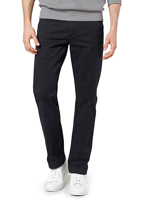 Slim Fit Alpha Khaki All Seasons Tech Pants