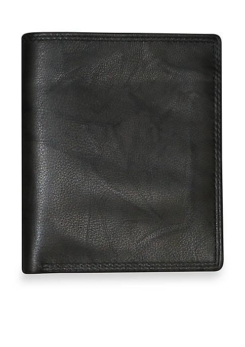 Buxton Hunt Credit Card Folio