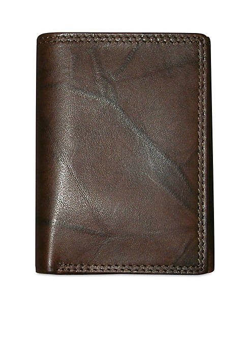 Buxton Hunt Three-Fold Wallet
