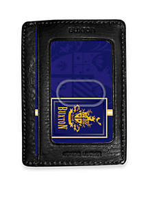 Metropolis Front Pocket Wallet